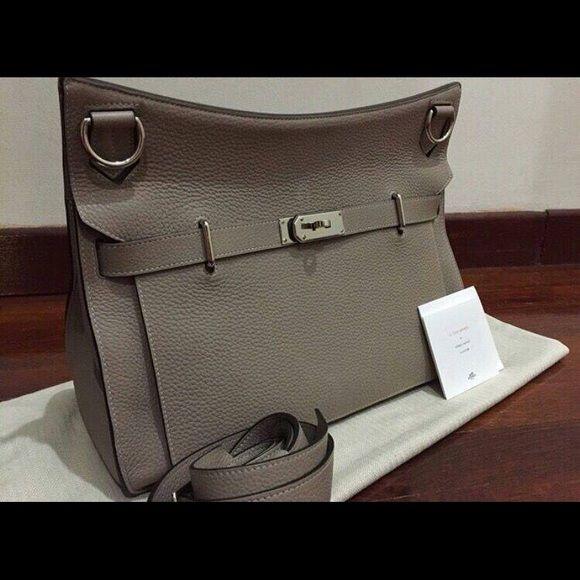 Pre Owned Hermes Jypsiere Flap Bag Bags Hermes