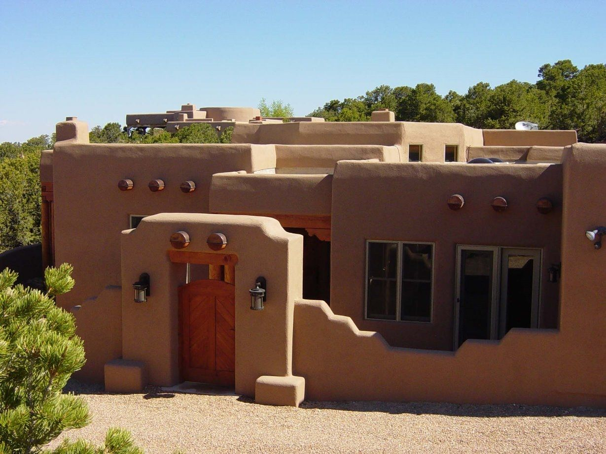 Santa Fe House Plans Santa Fe Style Homes Best Santa Fe Home ... on southwestern style kitchen, southwestern art wood working, southwestern style sofas,