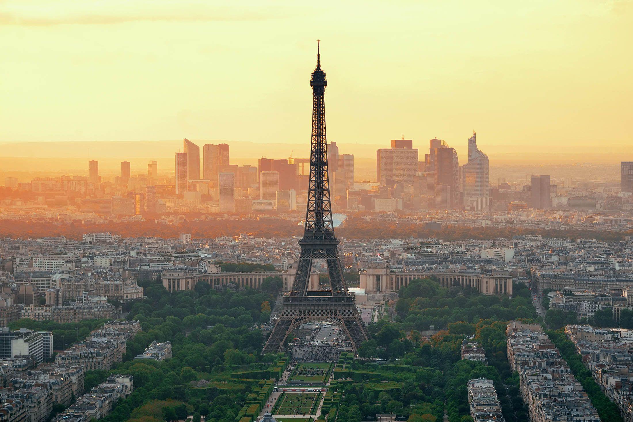 Goldman sachs to carlyle fix up paris
