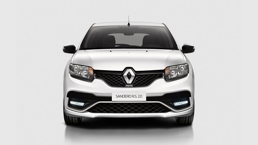 Novo Renault Sandero R S 2 0 Sandero Rs Veiculos Carros
