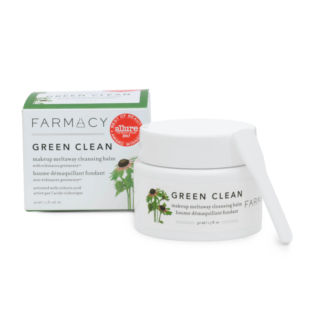 GREEN CLEAN in 2020 Cleansing balm, The balm, Clean makeup