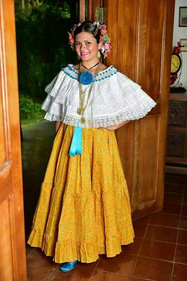 Montuno Pollera Montuna 34481d6f624