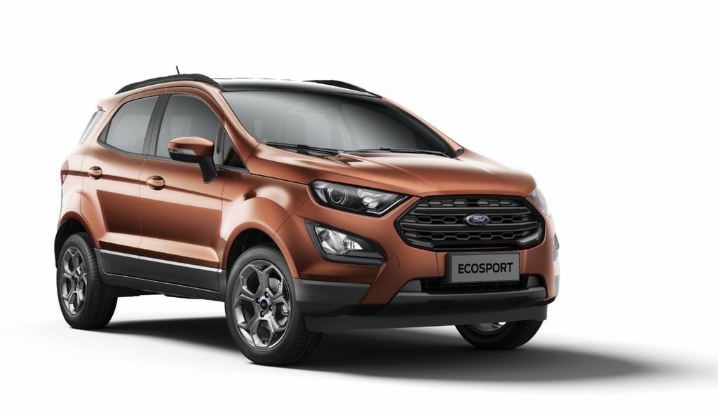 2018 Ford Ecosport S Signature Edition Price Starts From Rs 10 40 Lakhs Ford Ecosport Ford Suv Models Luxury Suv Cars