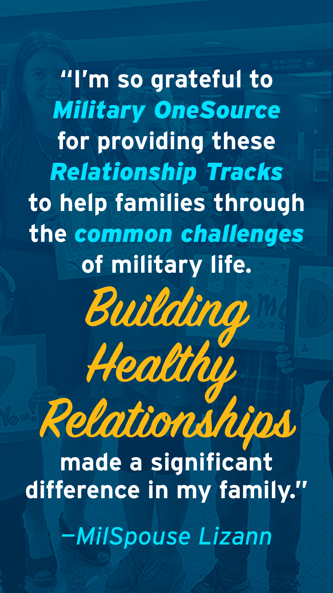 Building Healthy Relationships Gives You The Building