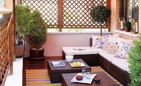 Pin de martha vera en decoracion exteriores con daniela - Como decorar una terraza grande ...