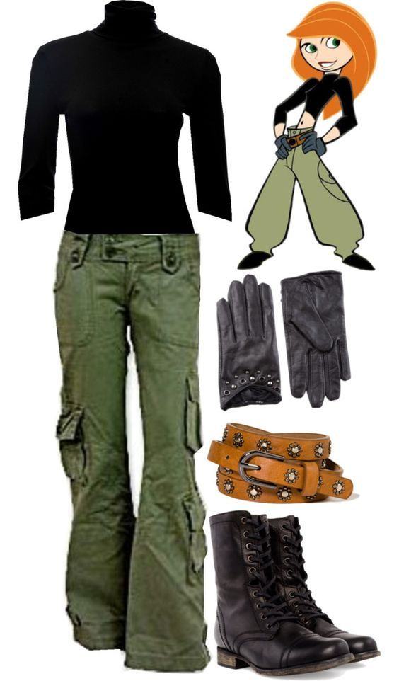 14 Halloween Costumes Every Tomboy Will Love Cargo Pants Comfy  sc 1 st  Cartoonview.co | Makeup Halloween u0026 Cartoon Site & Tomboy Halloween Costume Ideas | Cartoonview.co