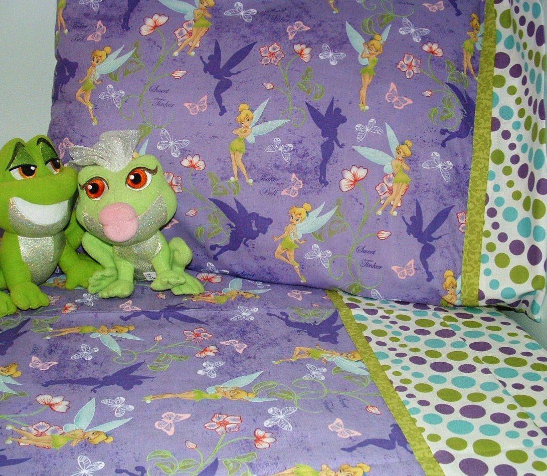 Tinkerbell Toddler Bedding -