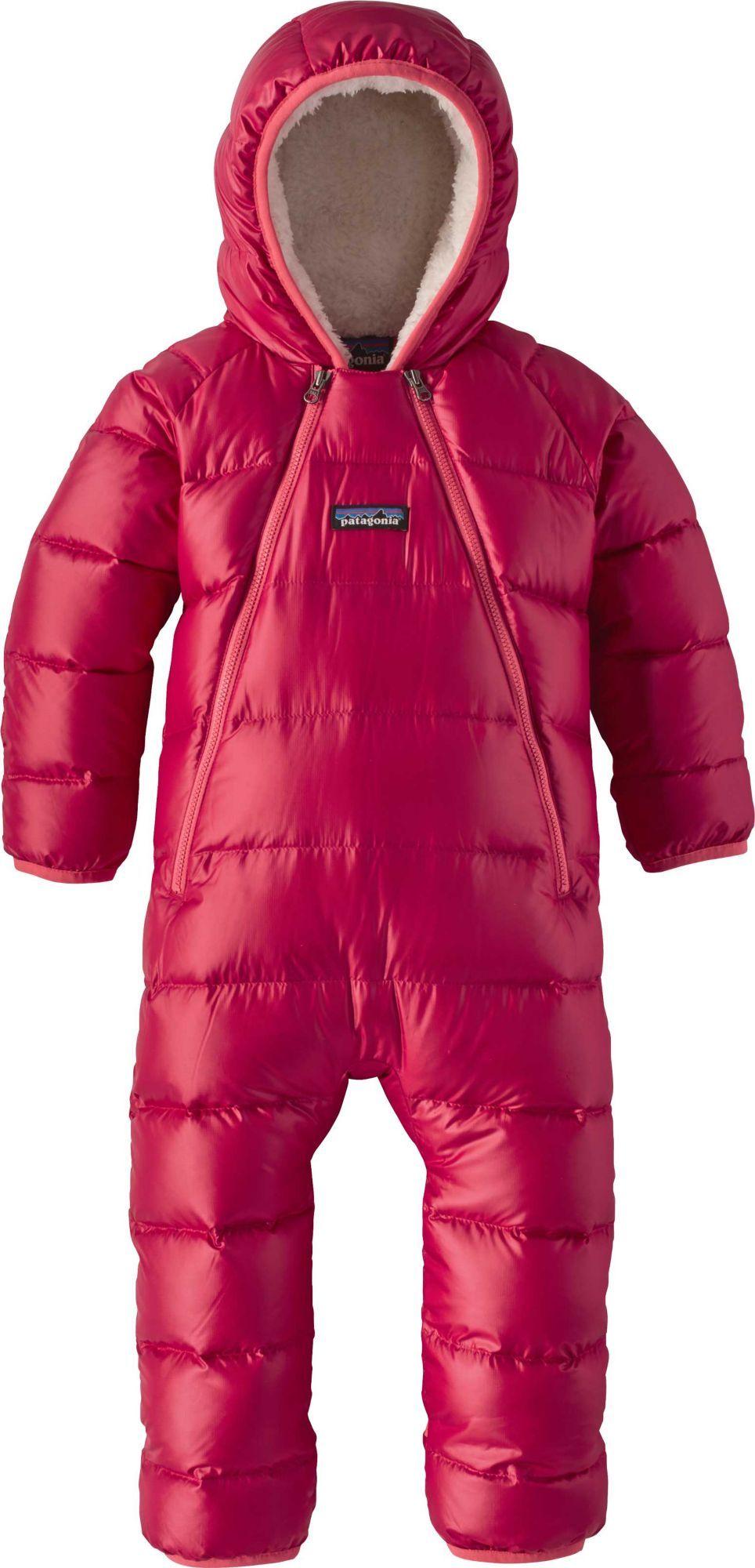 1fcd10f03 Patagonia Infant Girls  Hi-Loft Down Sweater Bunting