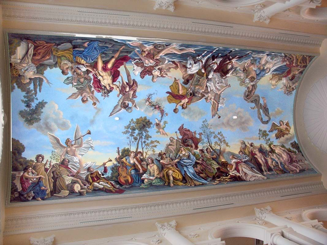 renaissance art wall murals stuff to buyrenaissance art wall murals