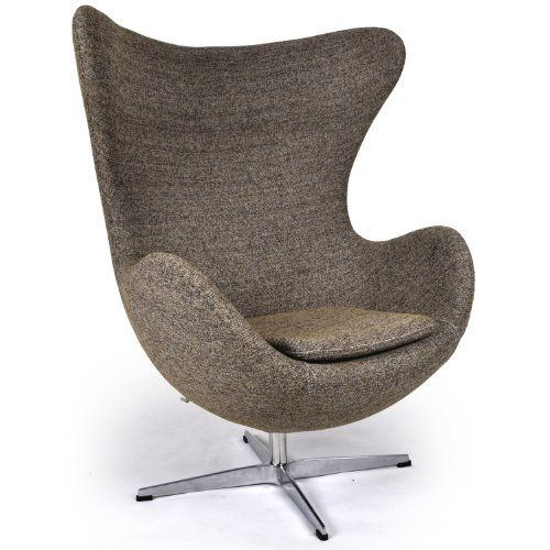 This Premium Egg Chair Reproduction Is A Sculptural Masterpiece. The  Original Design Was Created By