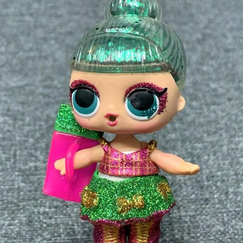 BARE DOLL  Rare LOL Surprise Dolls Series 3 PURPLE QUEEN Glitter Toys Girls Gift
