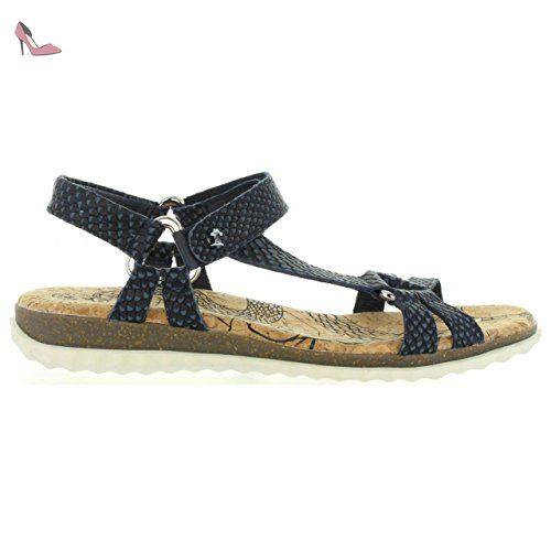 Sandales pour Femme PANAMA JACK DORI TROPICAL B4 NAPA BLANCO KGIZuf7