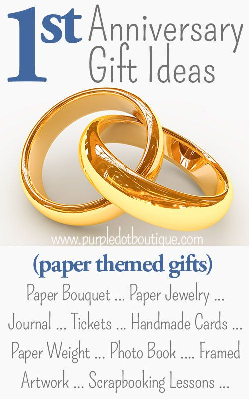 10 Creative Paper Themed Gift Ideas For Your 1st Wedding