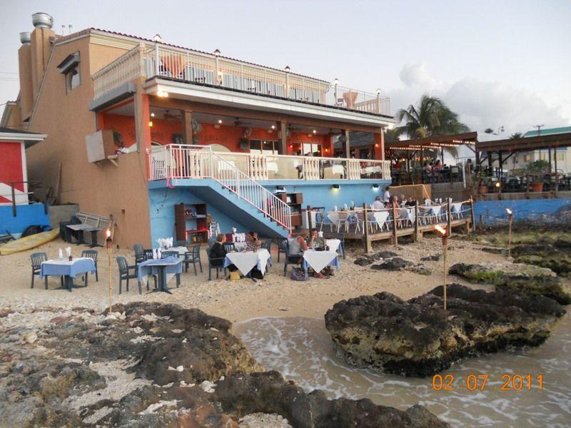 Casanova Restaurant Grand Cayman Italian Dining On The