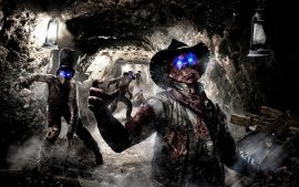 Wallpapers Hd Call Of Duty Black Ops 2 Zombis Call Of Duty Videojuegos