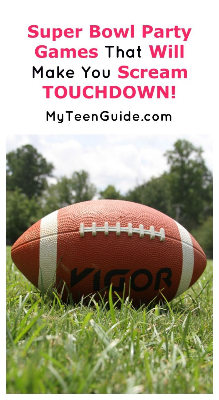 Christmas Day Football Schedule.Super Bowl Party Games That Will Make You Scream Touchdown