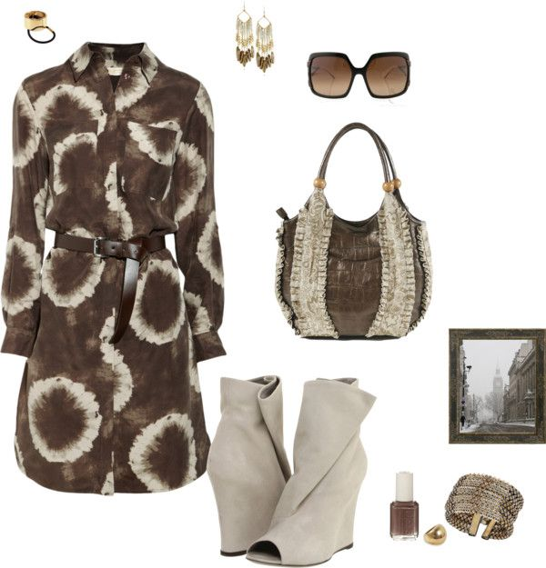 """""""Overcast in the city"""" by fiona-stanley on Polyvore"""