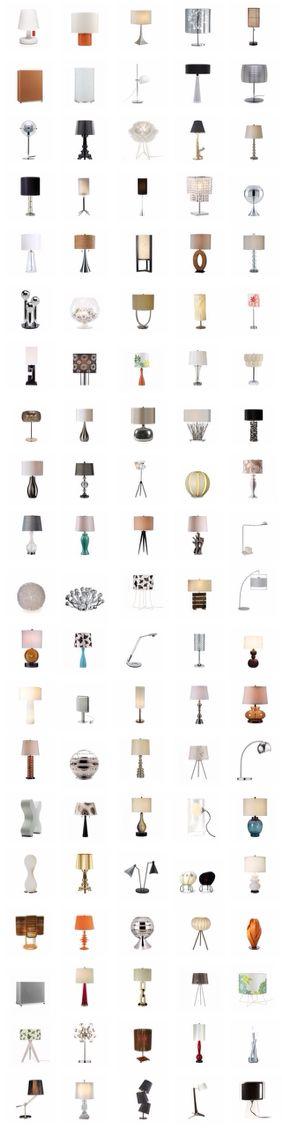 100 Design Lamp