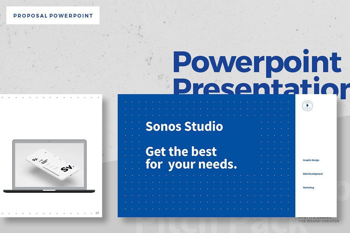 project proposal presentation ppt