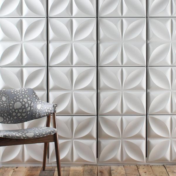 Modern Furnishings 3d Wall Panels Dimensional Walls Chrysalis Hanging Wall Flats Inhabit 3d Wall Panels 3d Wall Tiles Modern Wall Tiles