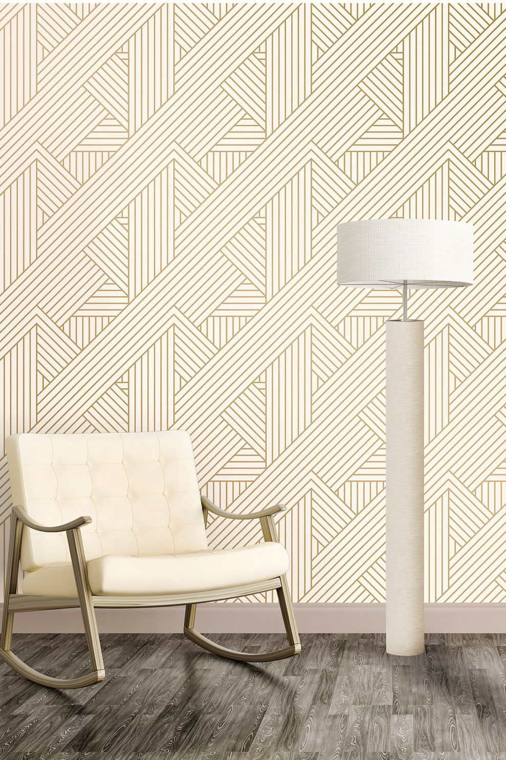 You D Never Know That These Stylish Wallpapers Are Totally Removable Best Removable Wallpaper Small Apartment Decorating Living Room Removable Wallpaper