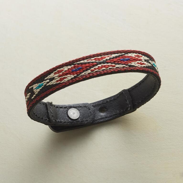 Sundance Leather Wrap Bracelet