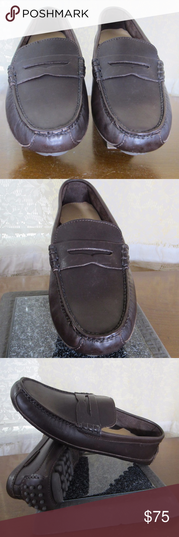 3eebd90cbe5 COLE HAAN COBURN PENNY LOAFER Bring a casual update to your loafer  collection with the Coburn