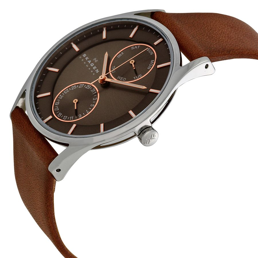 Best leather strap watches men images best ideas about watches for - Skagen Watches