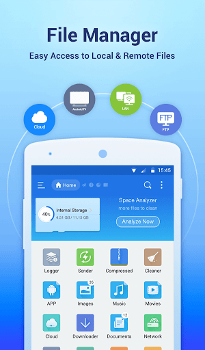 Pin by jose a on Download android games ES File Explorer