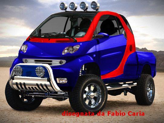 Smart Car Suv Smart Suv Smart Car Smart Car Body Kits Smart