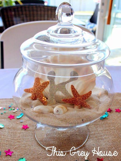 This Grey House: Mermaid Party: Vase
