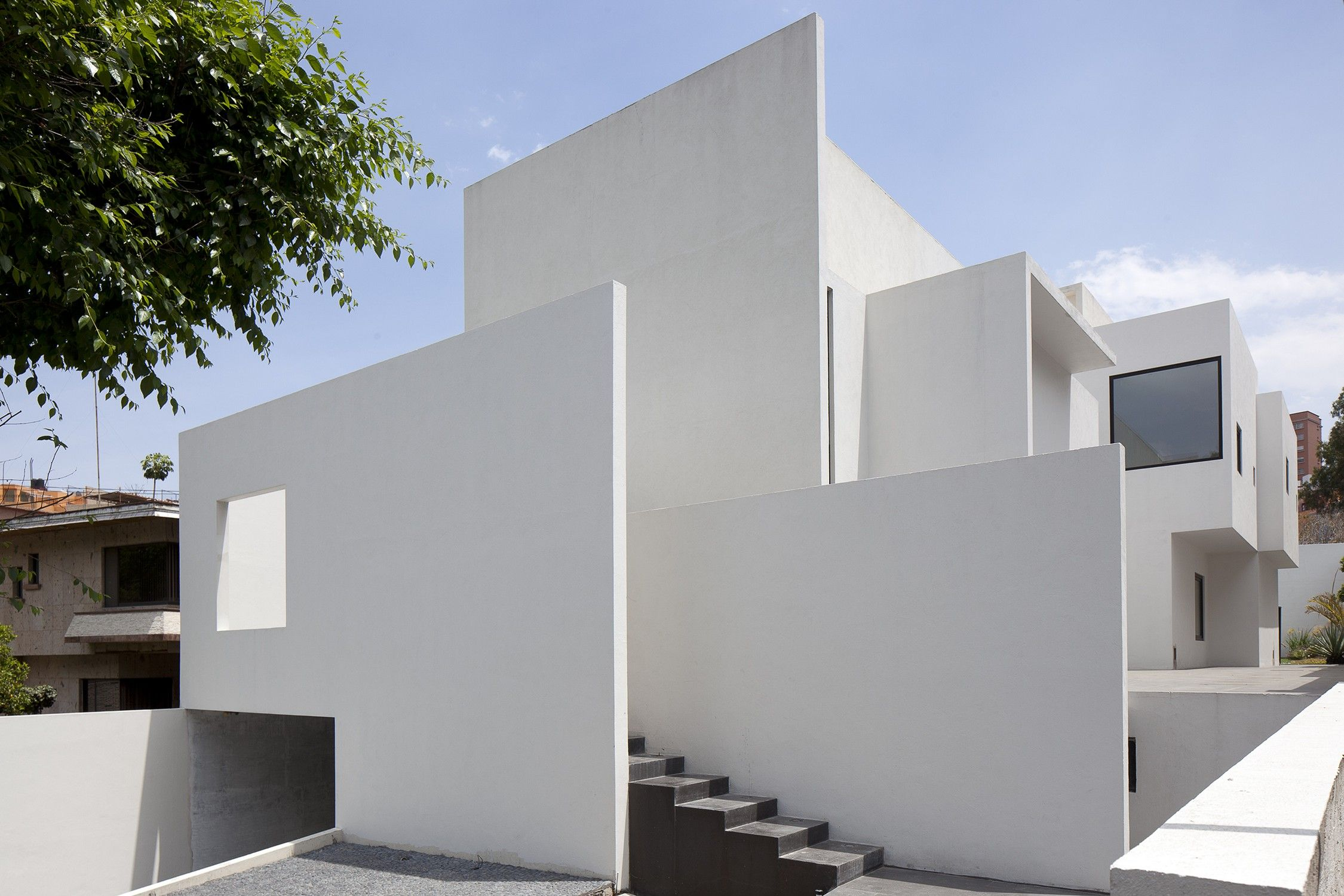 Lucio Muniain Et Al Project Ar House Minimalist Architecture Modern Architecture Residential Architecture