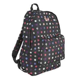 f1b88a01b6 Buy Roxy Backpack - Black Spot at Argos.co.uk