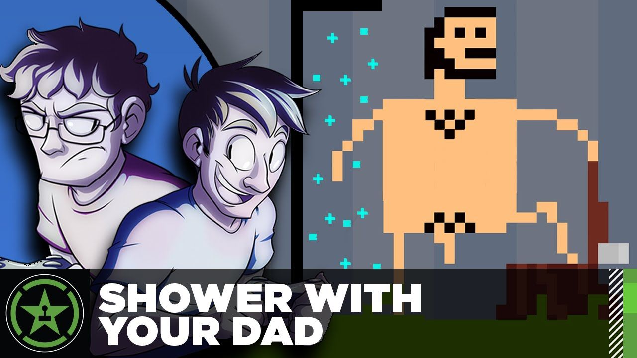 Shower With Your Dad Simulator 2015 Play Pals 43 Pals Dads
