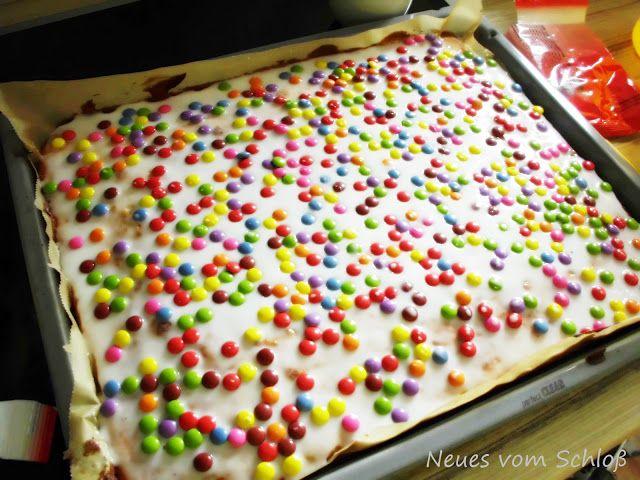 Kindergeburtstagskuchen Geht Auch Mit Gummibarchen Sweets