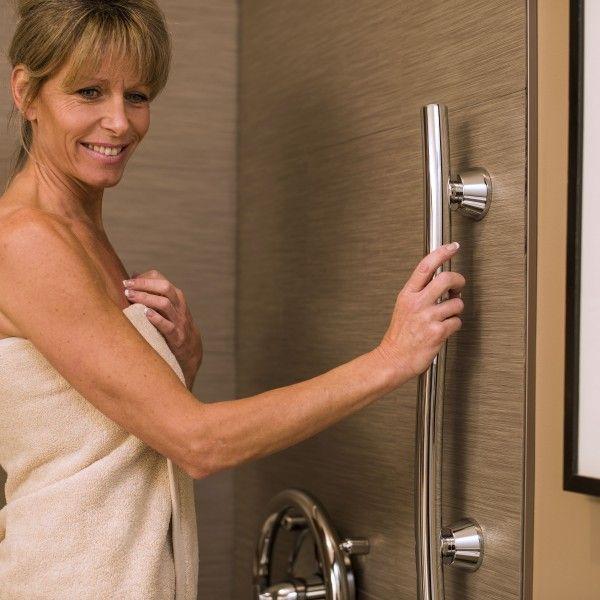 Accent Bar | renovations - bathroom | Pinterest | Bar, Grab bars and ...