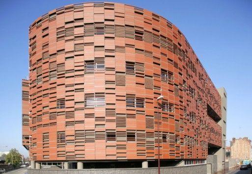Architectes Lille bbf architectes lille | facade ideas | pinterest | facades