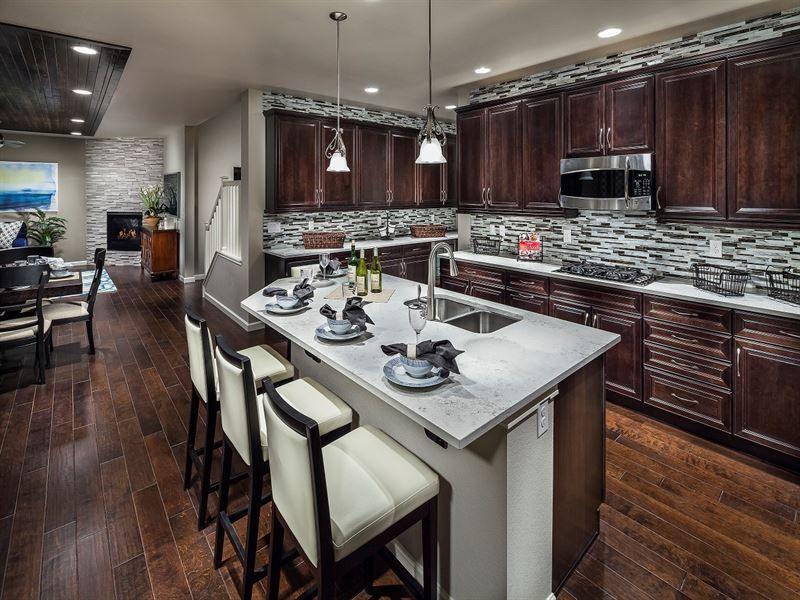 Amazing Ryland Homes New Kitchen Ryland Homes Kitchen Models Interior Design Ideas Clesiryabchikinfo