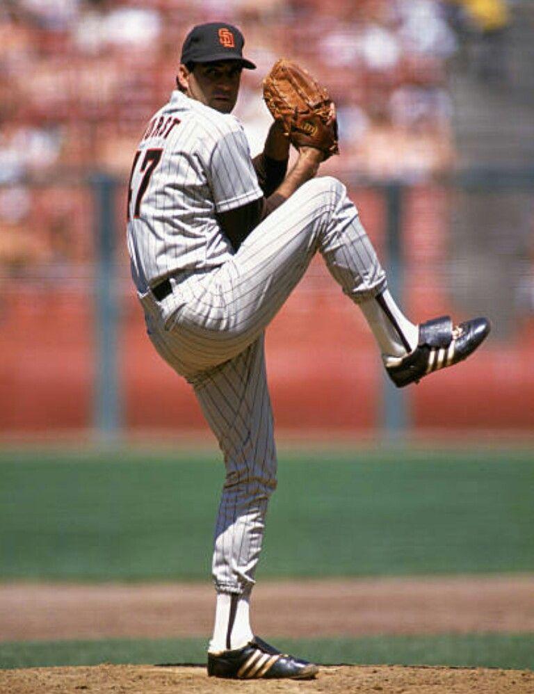 Bruce Hurst Baseball, San diego padres, Pro baseball