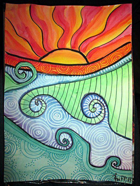 com art färger