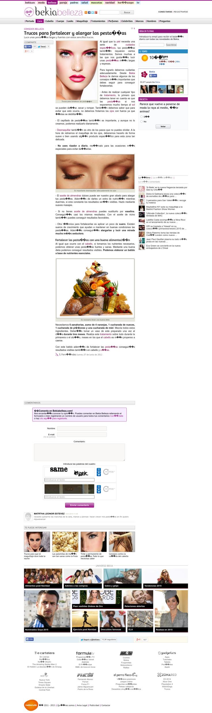 Website'http%3A%2F%2Fwww.bekiabelleza.com%2Fcara%2Ftrucos-fortalecer-alargar-pestanas%2F' snapped on Page2images!
