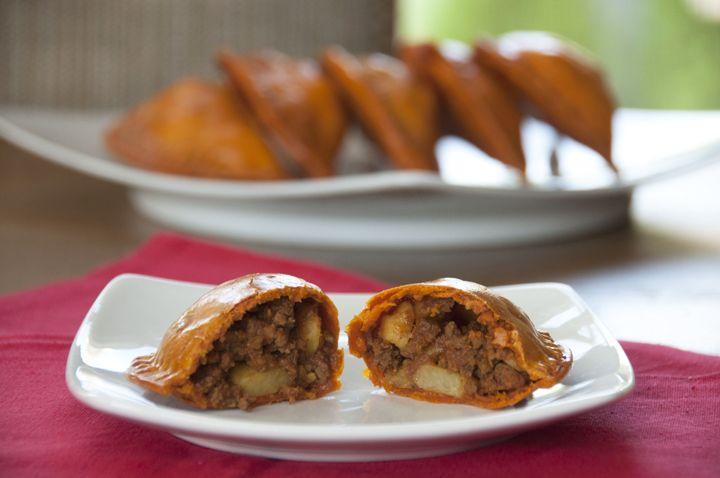 Beef And Potato Empanadas Wishes And Dishes Recipe Recipes Beef And Potato Empanadas Recipe Potato Empanadas