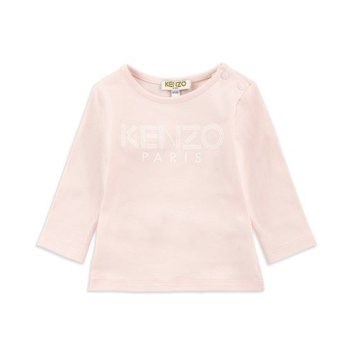 66e74b1b6dde Baby Girls Logo Tee Pink. Discover the latest kid s designer clot ...