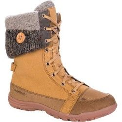 a6527496a9d Hiking shoes Sales for her - Arpenaz 700 Warm Ndy Boots QUECHUA ...
