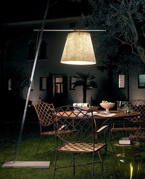 Miami F3 Outdoor Floor Lamp Cafe Restaurants Outdoor Lighting