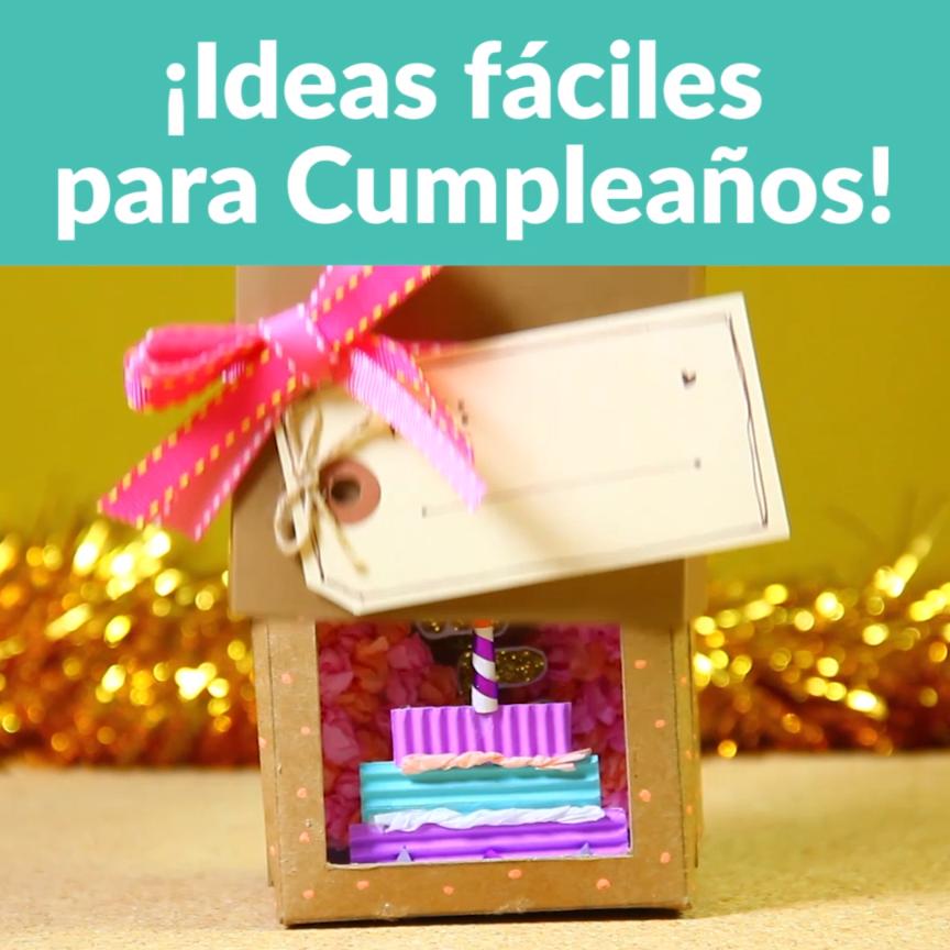 Photo of Idea de regalo: bonita caja cumpleañera personalizable – Happy Box — Craftingeek