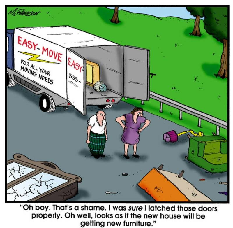 funny quotes about moving day