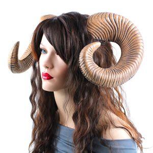 Ram Horns From Doctored Locks Only 19 95 Costume Design