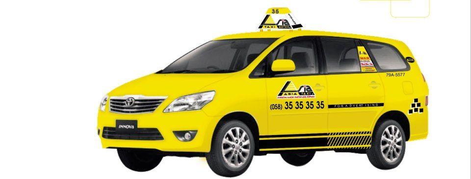 taxi vang nha trang
