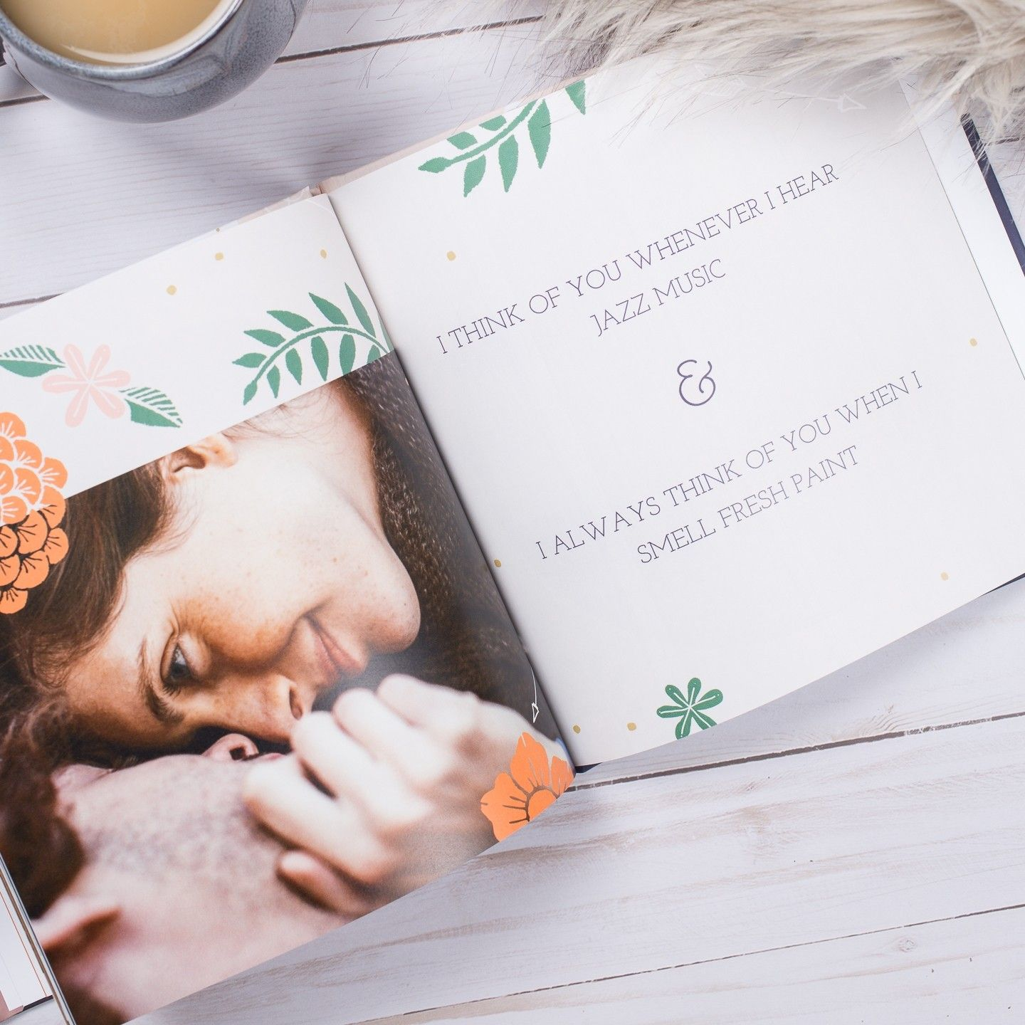 personalized why i love you book gifts for boyfriend love books